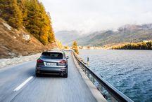 Porsche en los Alpes suizos / Un grupo de periodistas recorren los Alpes suizos durante tres días con distintos modelos Porsche.
