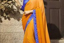 Printed Saree Sarees