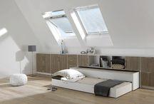 Slaapkamer / Inspiratie voor slaapkamer