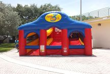 Indoor Fun / Check out our fun inflatables and games that can be used for Indoors!