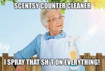 1 Scentsy funny