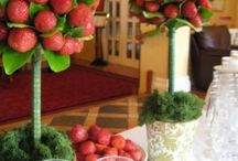 c-Strawberries / Everything strawberry! / by Karen Elliott
