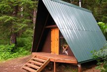 Building and decorating cabin
