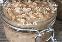 Shakelogy recipes