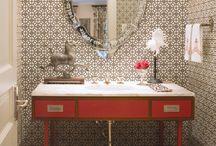 Bathroom / by Melinda Tucker