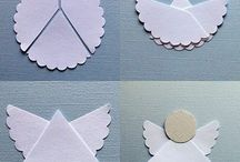 petit ange papierBricolage