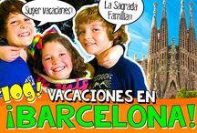 VLOGS, ¡nuestros viajes y findes en familia!