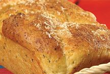 Recipes to Try: Bread  / by Christi Spadoni