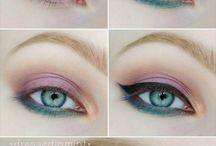 make up en
