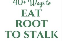 Root to Stalk Recipes