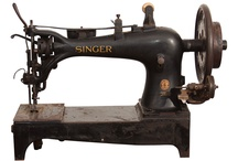 History - Sewing  / Sewing, sewing machines, bits and bobs.