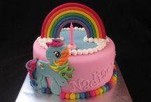 tutorial fondant cake