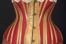 Late Bustle Period Accoutrement / All the extra bits that aren't the late bustle period dresses / by Martha Stephenson