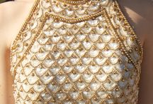 bead and sequin