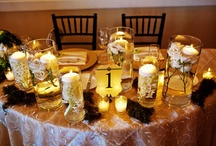 """Sweetheart Tables / by """"I Do""""...Balloons, Weddings, & Events"""