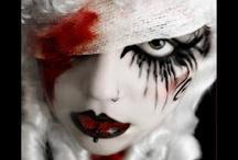 Halloween / Amazing Make-up and inspiring costumes...