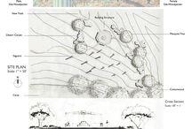 Landscape Architecture - Undergraduate Student Work