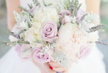 Pretty Pastel Wedding Bouquets / by Wisteria Avenue