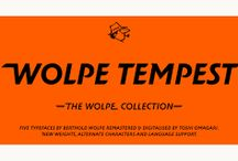 Wolpe Tempest™ Font Download