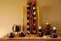 Thanksgiving / by Carrie Houser