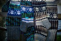 Villasukkia 2 / Sukkiani ja muitakin neuleitani