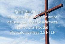 Mensagens Biblicas