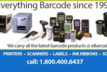 eBarcode / We sell everything Barcode since 1997. With the biggest selection at the lowest prices. Find your Brand name Barcode Printer, Scanners Labels and Ribbon/Ink.  One place on earth to buy your Barcode supply and that is eBarcode.com