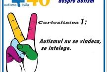 40 de curiozitati despre autism / O campanie de sensibilizare initiata de Asociatia Autism Avila(Spania)