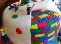 Torták / Lego