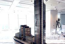 3D models / Architectural models / Dollhouse