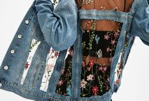 Tendência em jeans