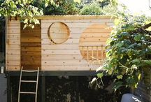 Outside: Tree Hut