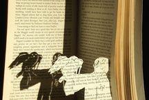 wingardium leviosa! / everything harry james potter.  / by Zoë Brimhall