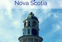 Nova Scotia / Ideas for our Nova Scotia Anniversary Trip