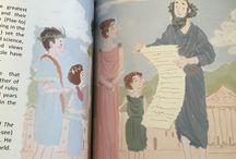 Books for Not-So-Littles-Anymore / Books for the Elementary set - children's literature