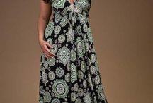 montok woman dresses