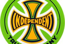 LOGO ART / by Independent Trucks