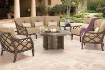 Relaxing Patio Furniture / You deserve comfortable patio furniture, that doesn't fall apart or be supportive.  Buy it right and your done!