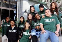 Only at Tulane / by Tulane University