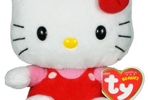 Licenced Soft Toys / These soft toys are officially licensed products of well known famous characters. They make great collectables!