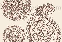 Henna,tattoos