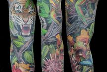 jungle tatto