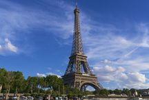 Vacance en France! / by Elle S