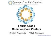 Fourth Grade Common Core / Fourth Grade Standards, 4th Grade Standards, Fourth Grade Common Core, Fourth Grade Common Core Standards, Fourth Grade State Standards, 4th Grade Common Core / by Common Core Standards