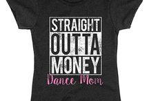 The rage dance company merchandise