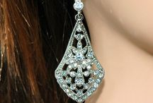 Wedding Jewellery / Jewellery ideas for weddings, etc
