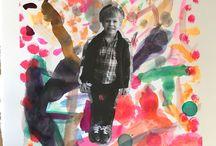 Gedanken visualisieren Übung Kinder
