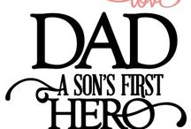 Daddy sayings and snippets
