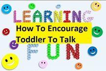 How To Encourage Toddler To Talk