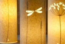 lampičky papír
